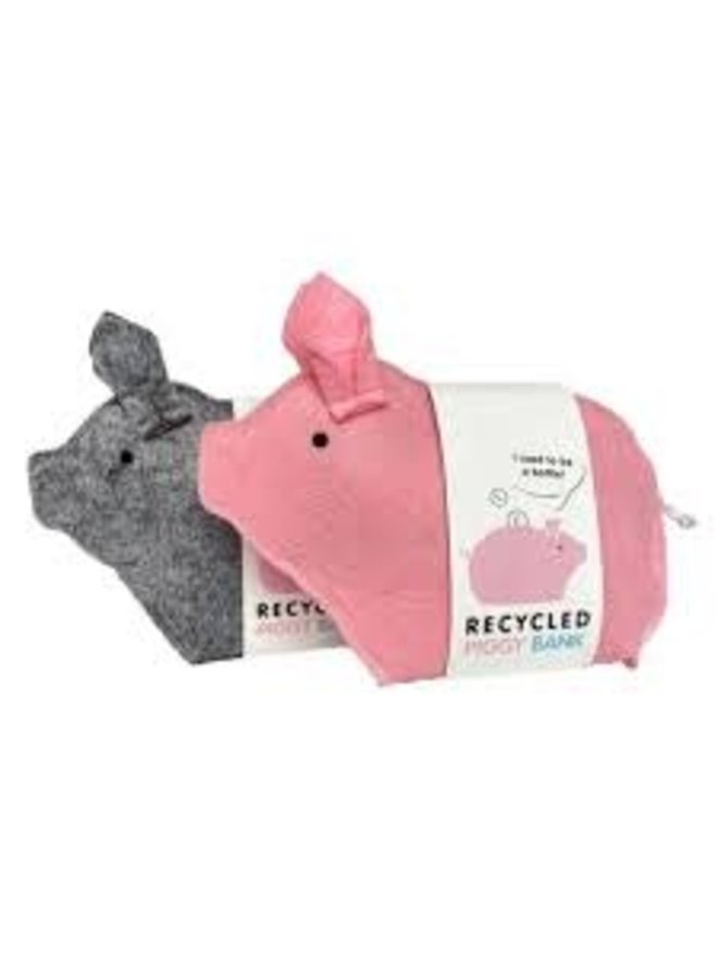 Gerecyclede Spaarpot -  Piggy Bank