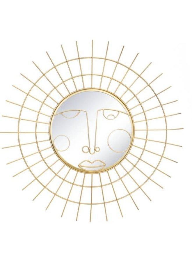 LOCO LAMA Mirror Face