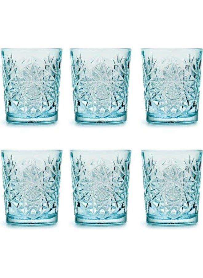 Libbey Glas Hobstar- vintage design