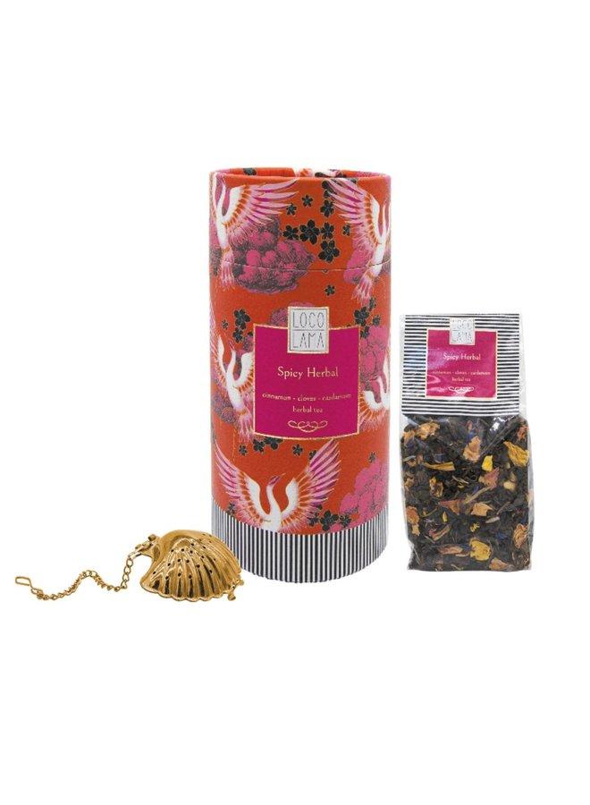 LOCO LAMA Tea Gift Set