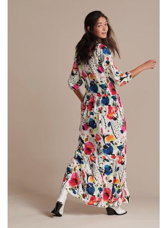 Dress - Delicious Mess - Ecru - SALE