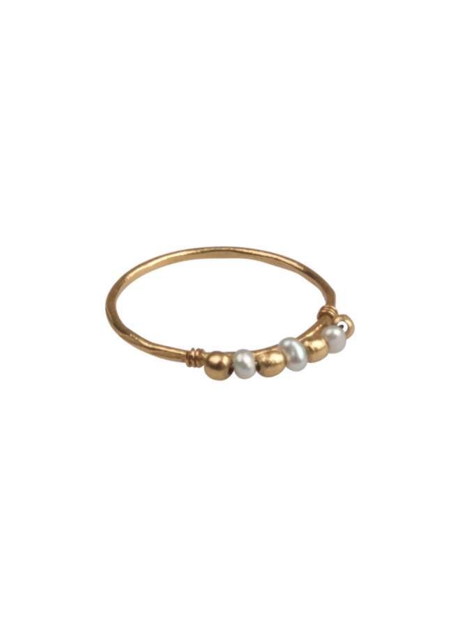 Freshwater Pearl Ring - A la