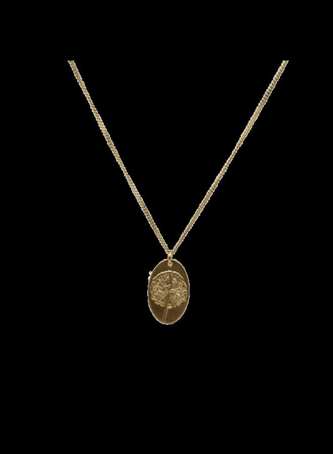 Dandelion necklace - A la Collection