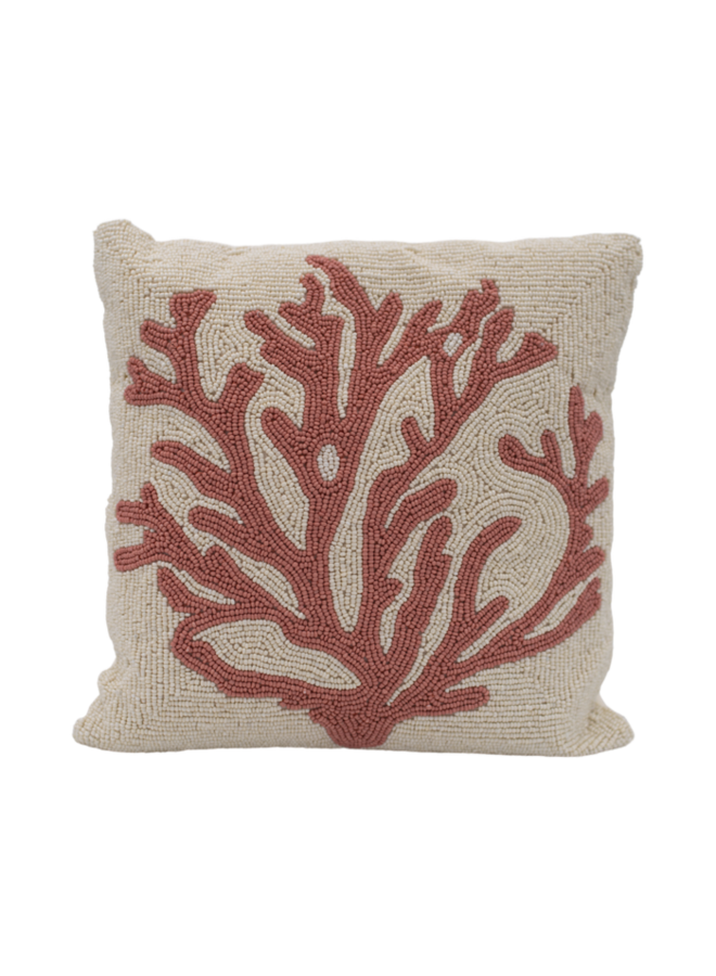 Beads Cushion Coral - A la Collection