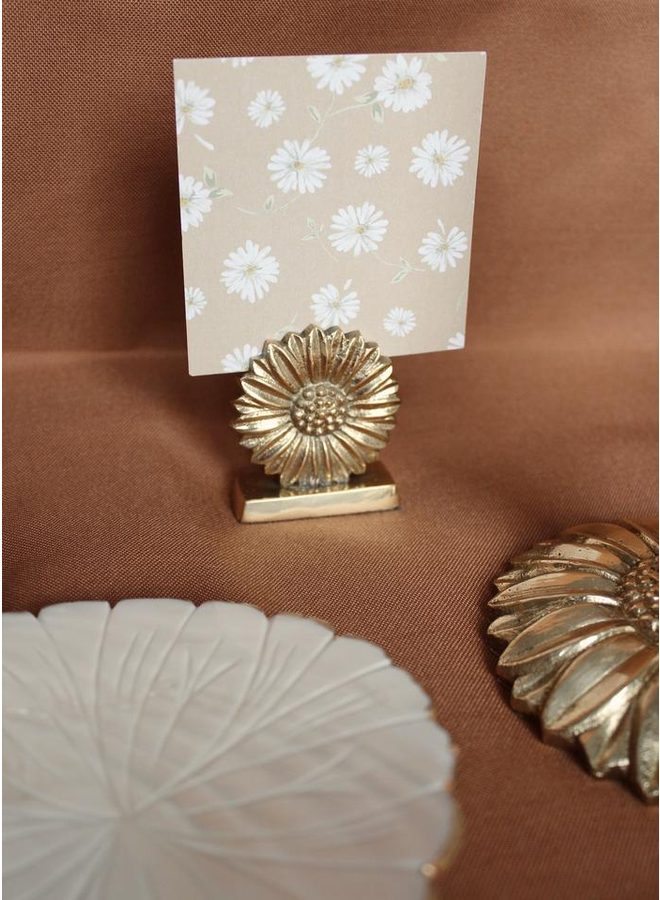 Daisy card holder - A la Collection