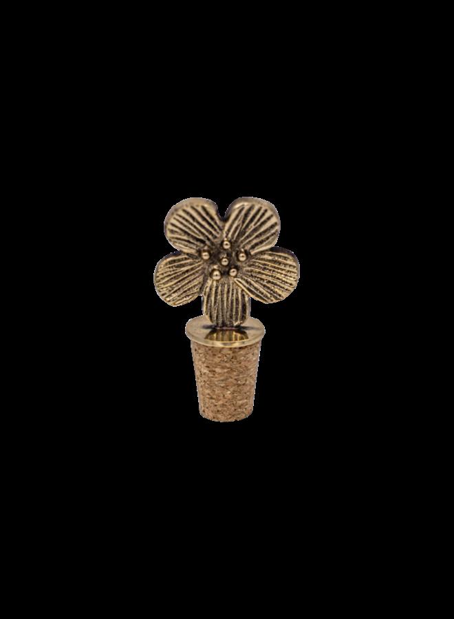 Flower bottle stopper - A la Collection