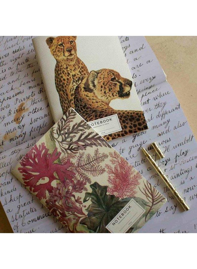 Notebook Leopard - A la Collection