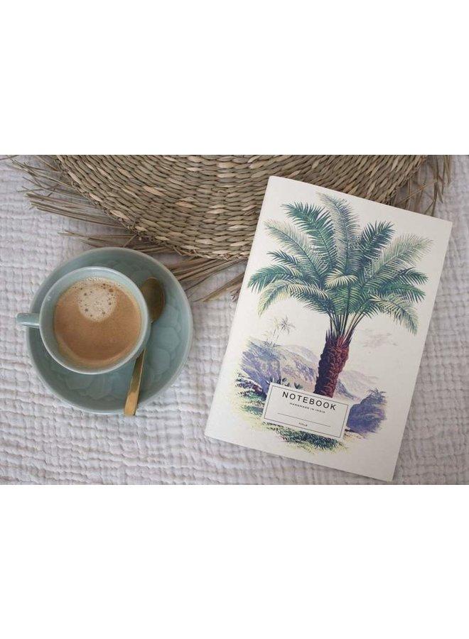 Notebook Palmtree - A la Collection