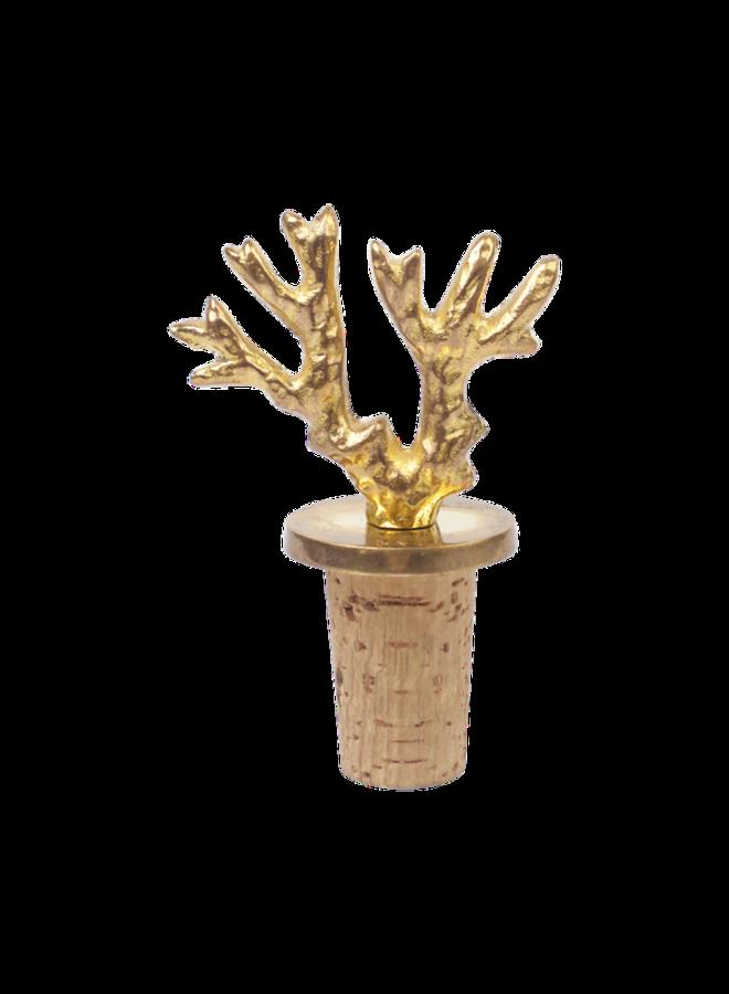 Coral Bottle Stopper - A la Collection