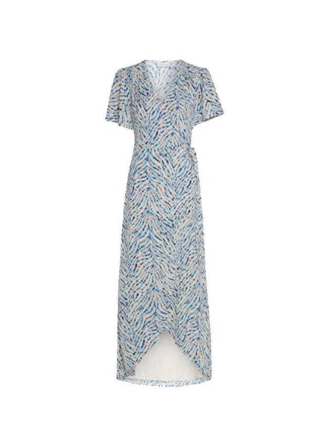 Archana Sleeve Dress Cream/ White Festival - Fabienne Chapot