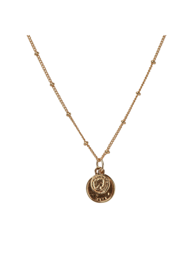Coin Small/ Big necklace - A la Collection