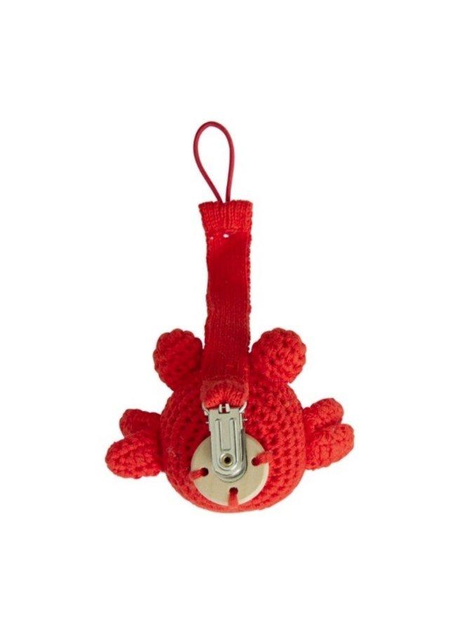 Crochet Pacifier Cord Sea Animal