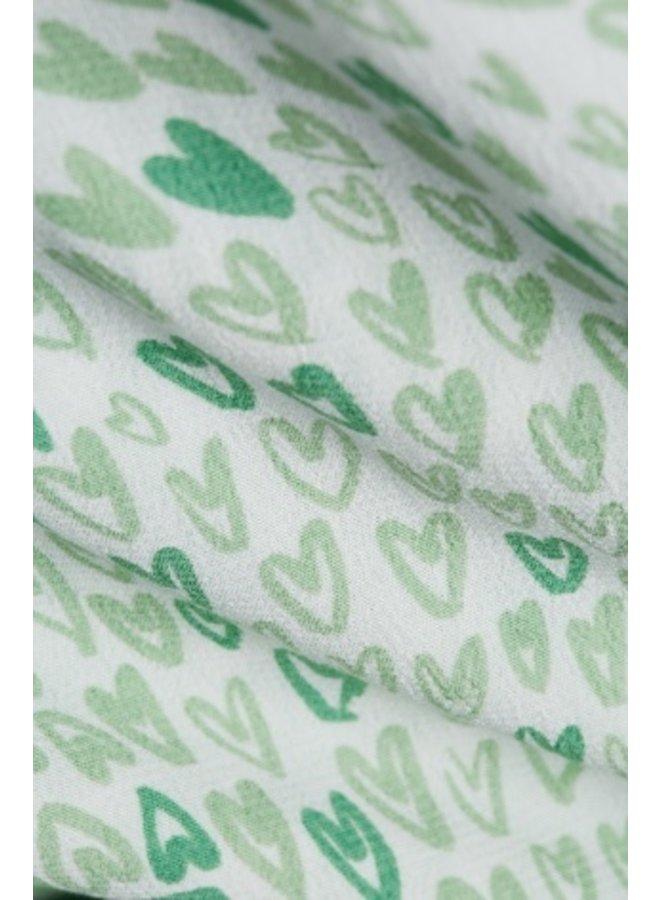 Bobo Tara Skirt Cream White/Sea Gree - Fabienne Chapot - SALE