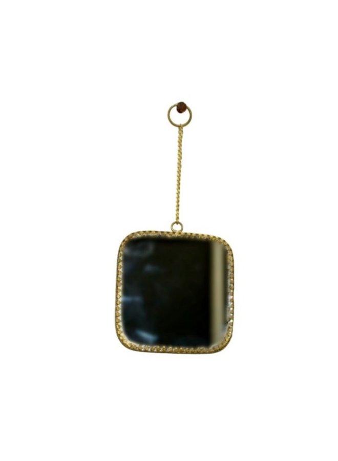 Square Mirror Small - De Weldaad