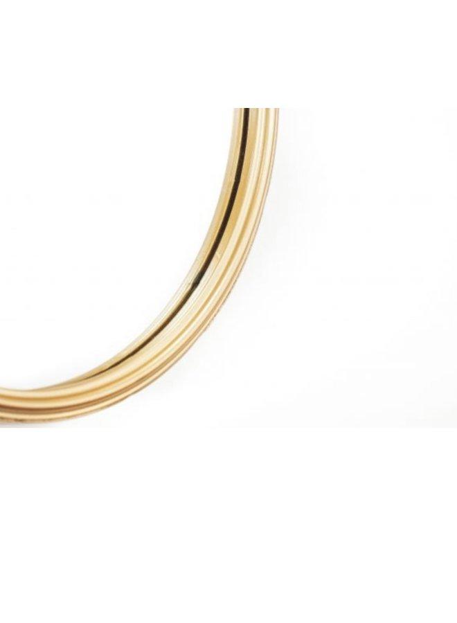 HV Drip Mirror - Gold