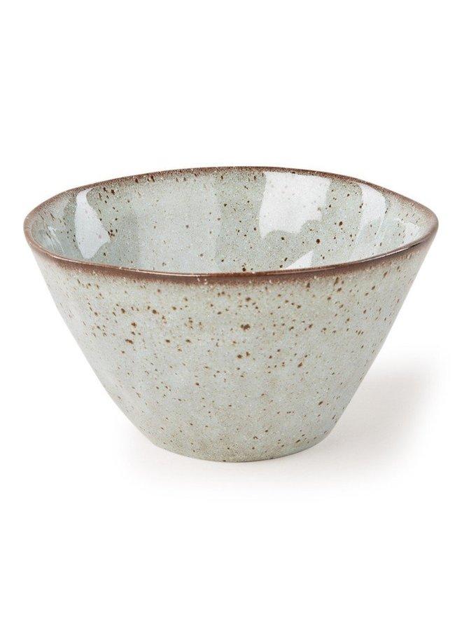 Kom Stone Kitchen Trend - Zeegroen