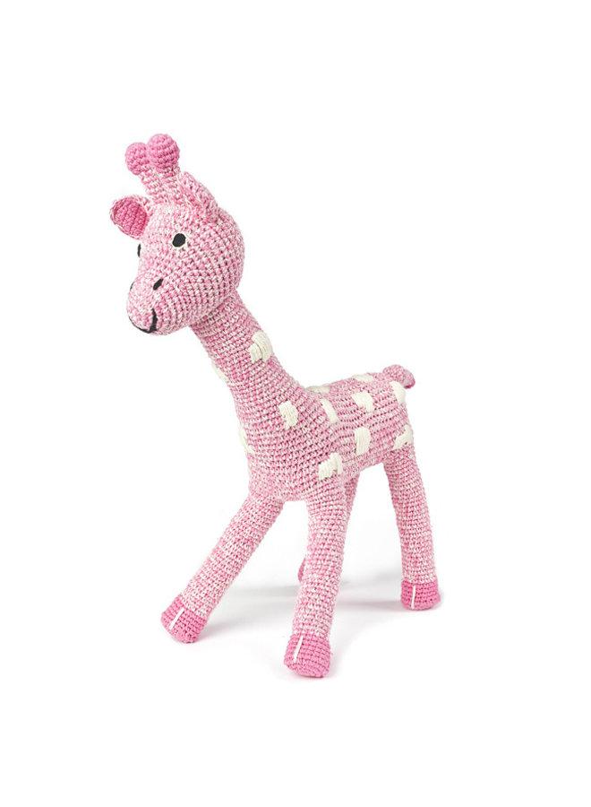 ACP17 Pink Giraffe - Anne Claire Petit