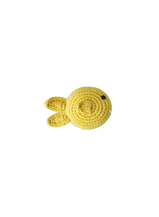 Crochet Rattle Sea Animals