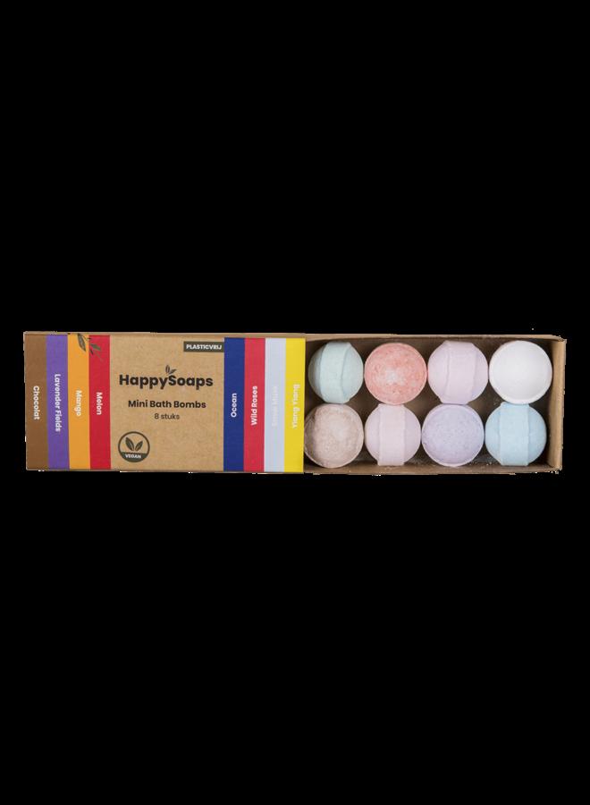 Mini Bath Bombs -  HappySoaps