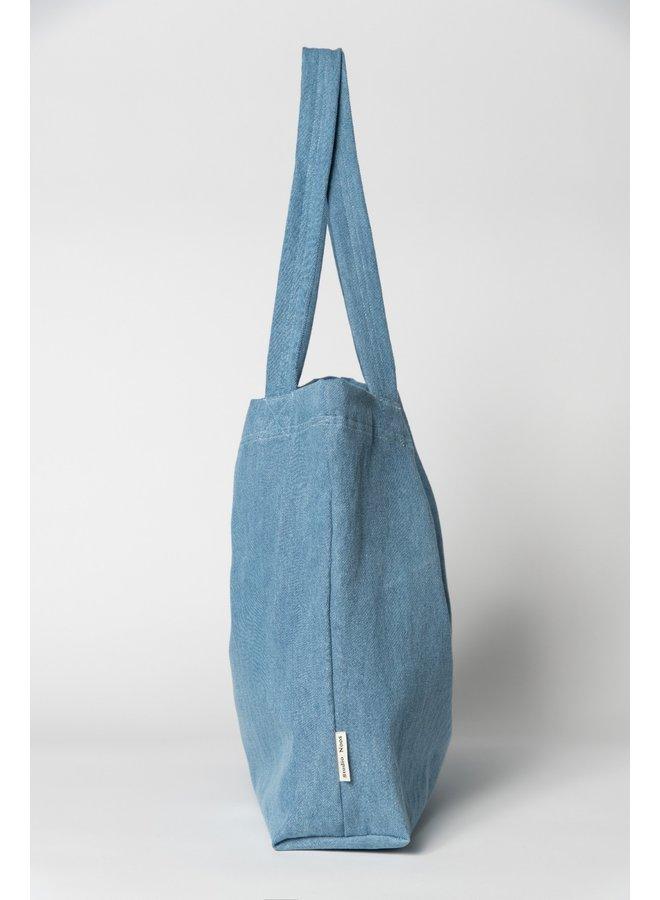 Denim mom-bag - Studio Noos