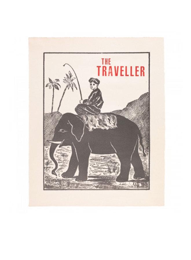 PP01 - Print - The Traveller