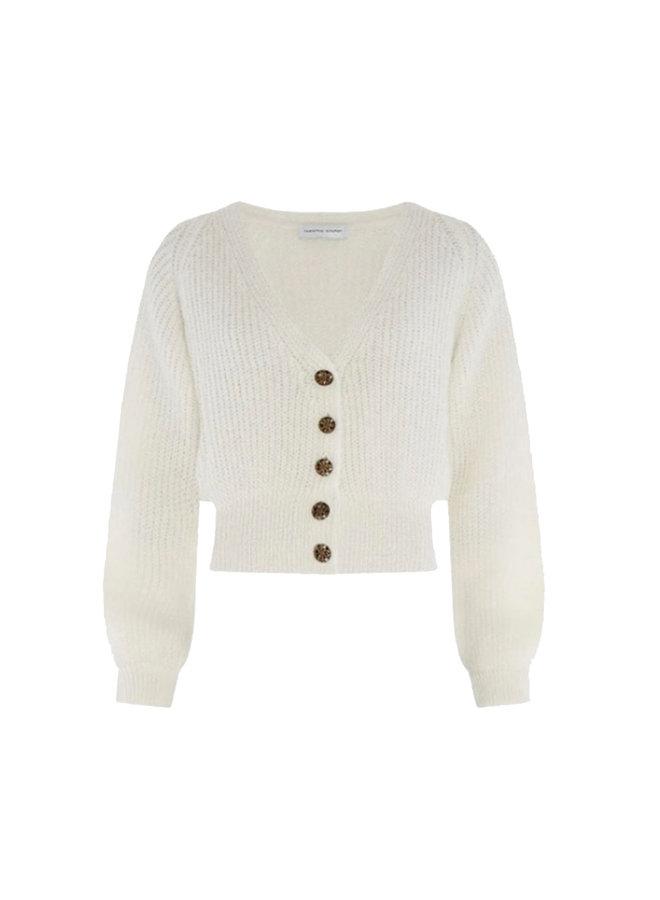 Starry Cardigan - UNI - cream white Fabienne Chapot - SALE