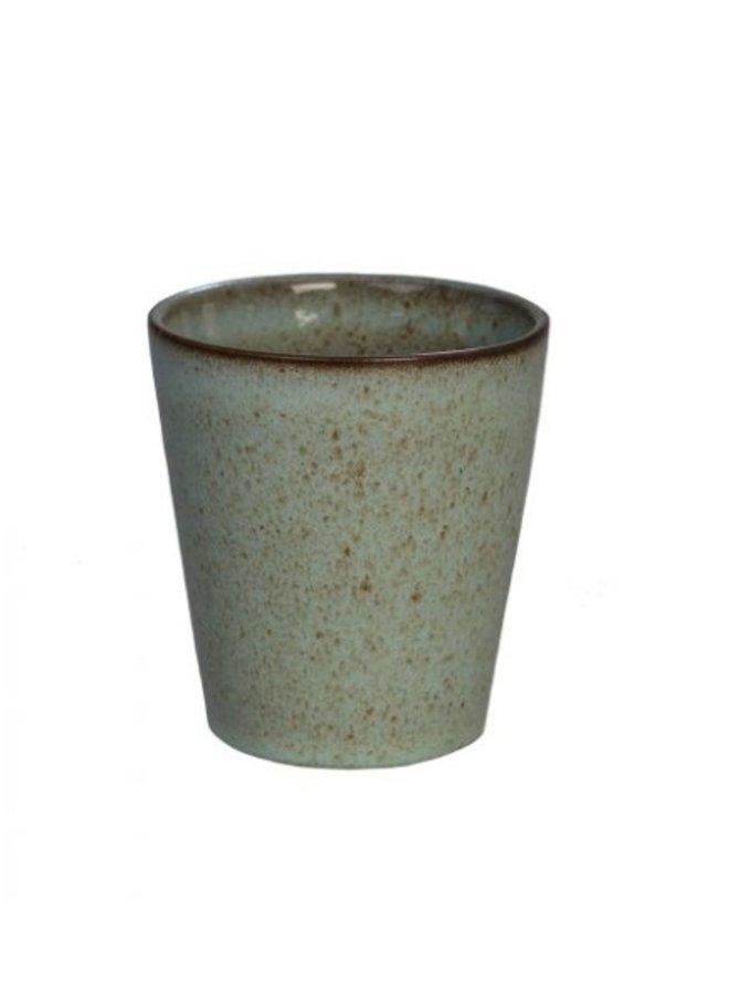 Beker recht - Stone - zeegroen - Kitchen Trend