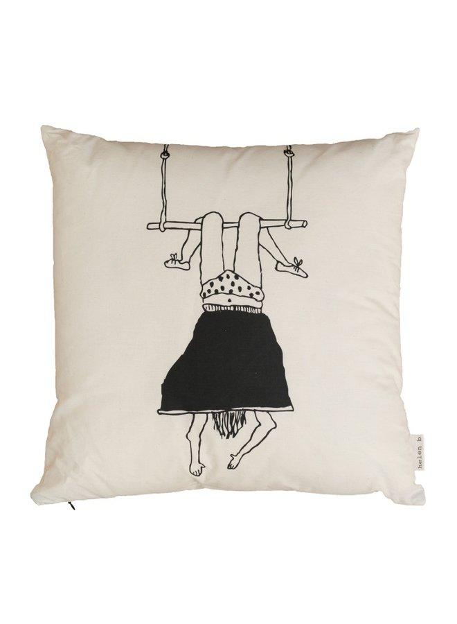 Helen B - Cushion Trapeze Girl