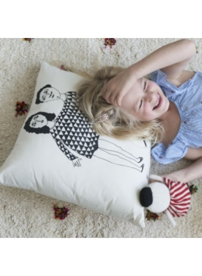 Helen B - Cushion Happy Together