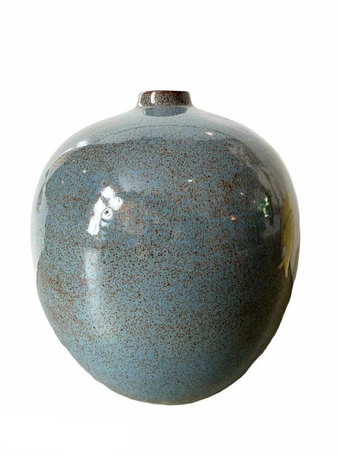 Vaas groot - Stone - zeegroen - Kitchen Trend