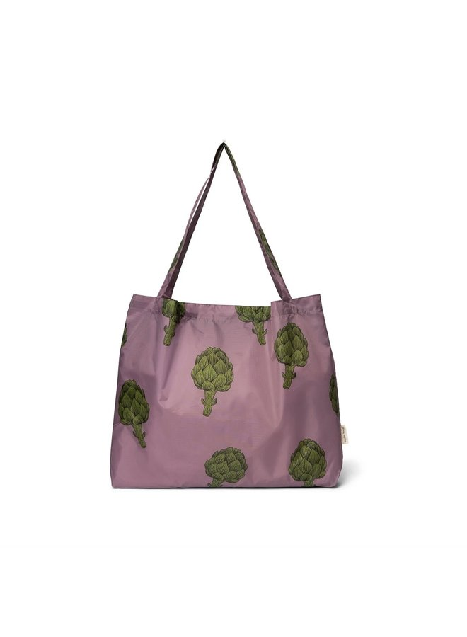 Grocery bag- ARTICHOKE - Studio NOOS