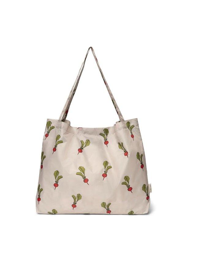 Grocery bag - Radish- Studio NOOS