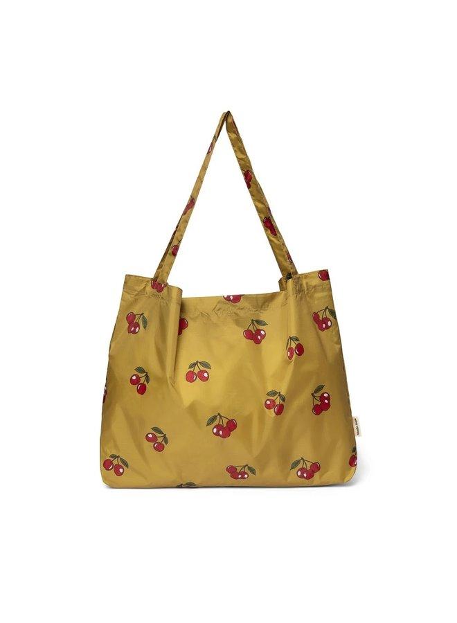 Grocery bag- Cherry- Studio NOOS