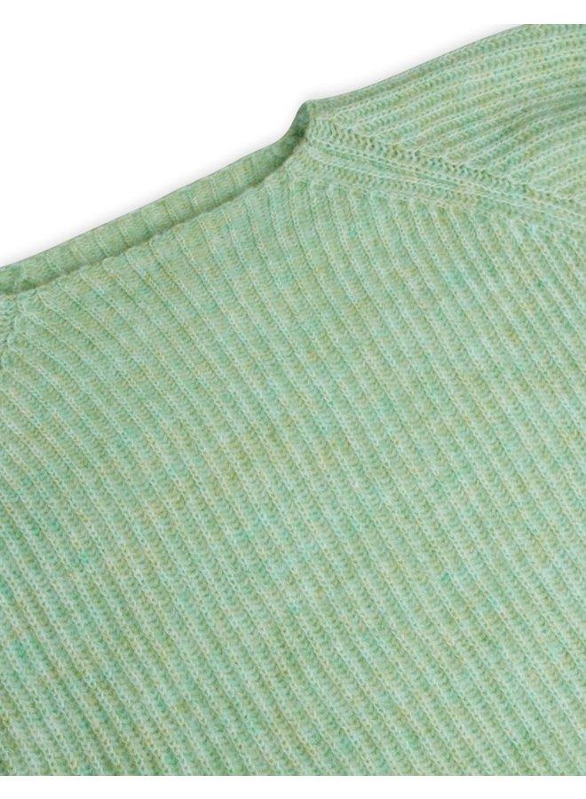 Hairy Rib Kanu - Pastel Green - Mads Norgaard