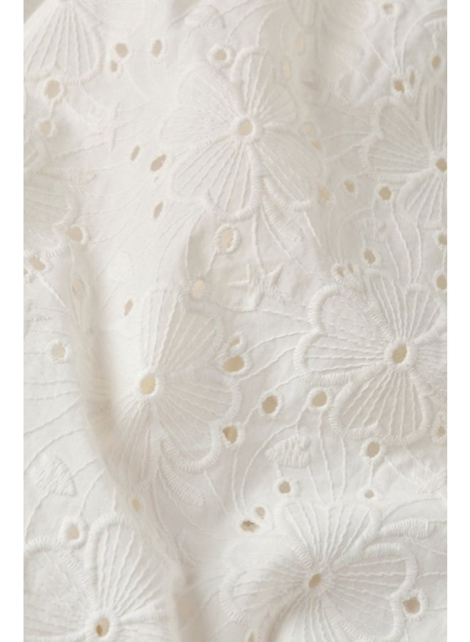 Filippa Blouse Cream White - Fabienne Chapot