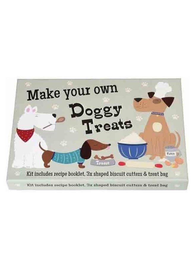 Maak je eigen hondenkoekjes