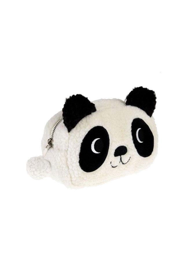 Panda etui/ make up bag