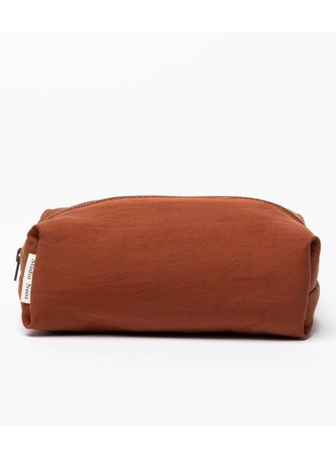 Puffed pouch copper - Studio NOOS