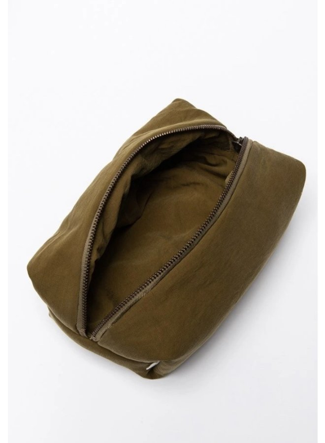 Puffed pouch forrest- Studio NOOS