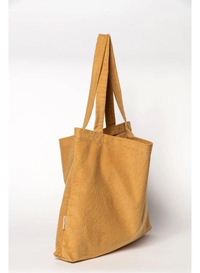 Mustard Rib mom-bag - Studio Noos