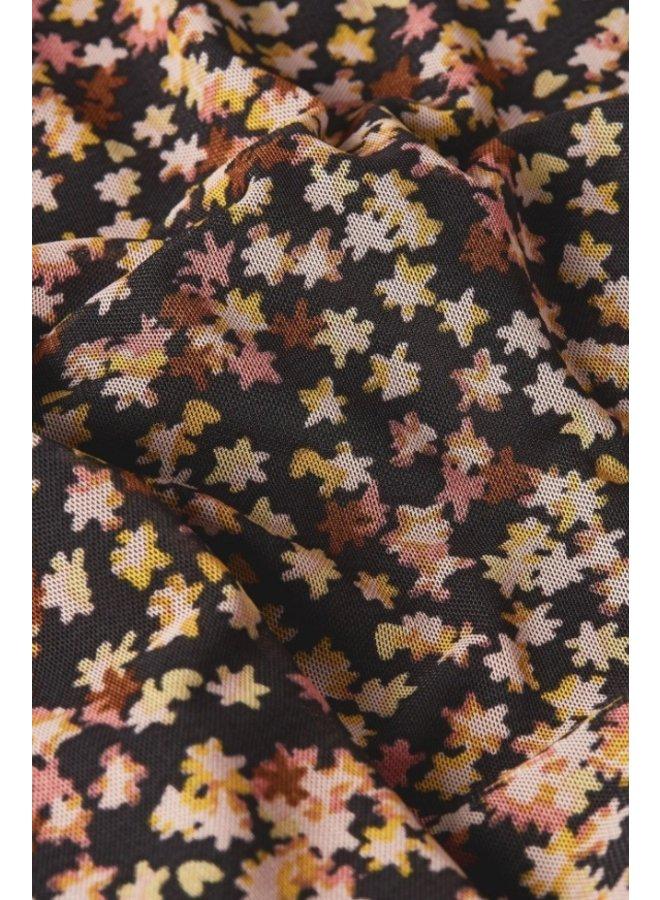 JaneTop Black/Lovely Pink Confetti - Fabienne Chapot