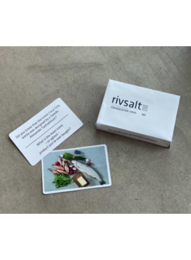 Rivsalt Conversation Cards