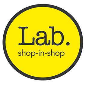 Lab.  Shop-in-Shop