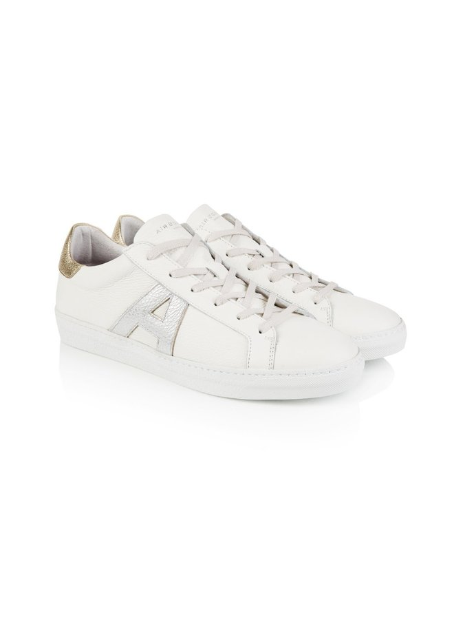 CRU Signature trainer - White Silver