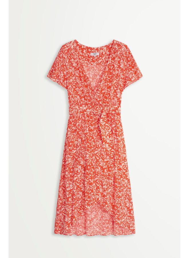 Cassis Dress
