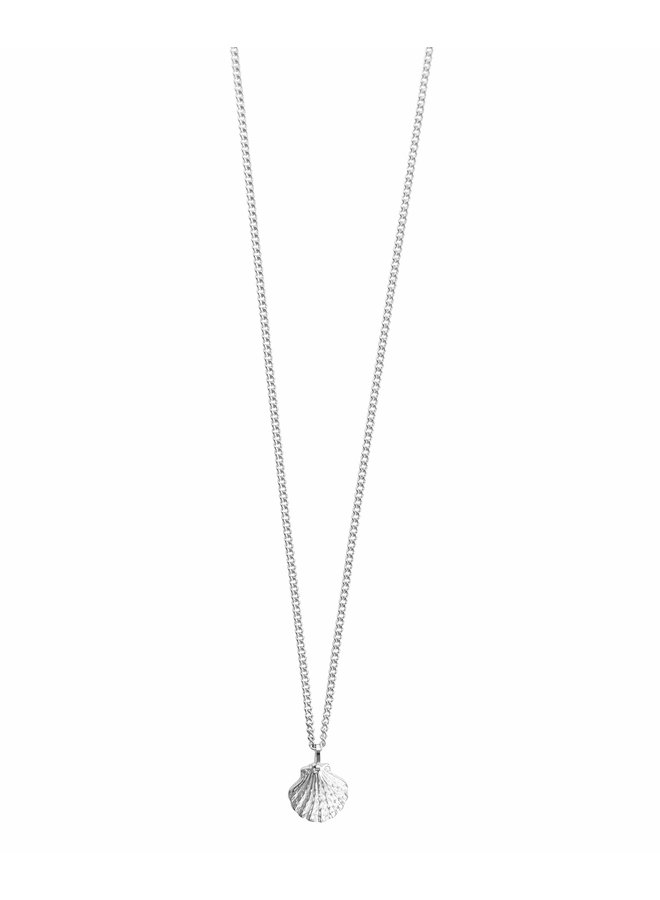 Silver Small Shell Necklace