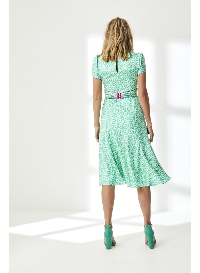 Millie Silk Dress