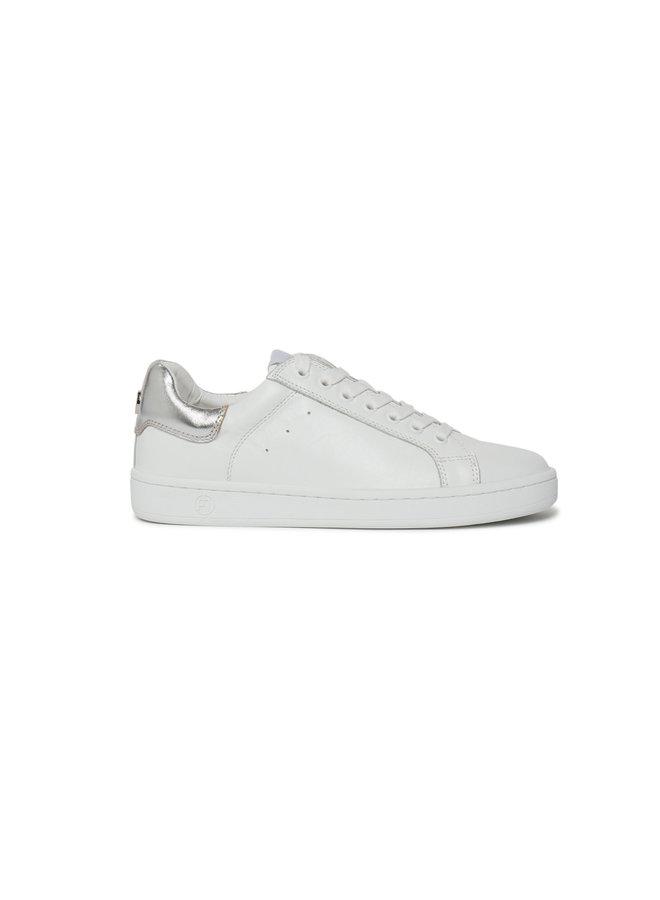 Lova trainers - White Silver