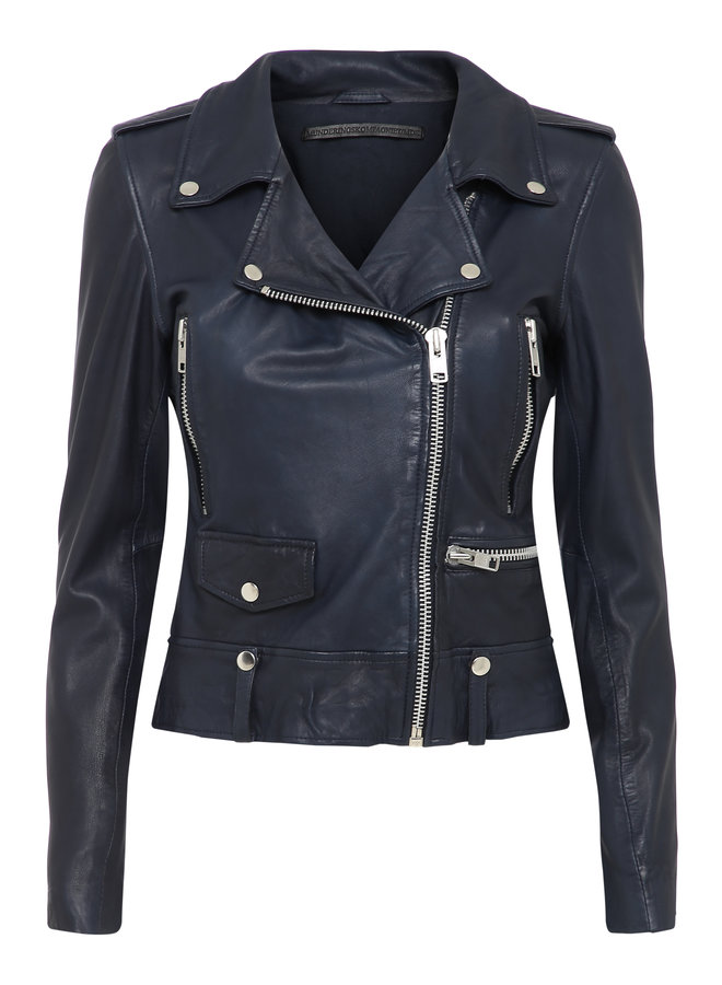 Seattle Colour Leather Jacket