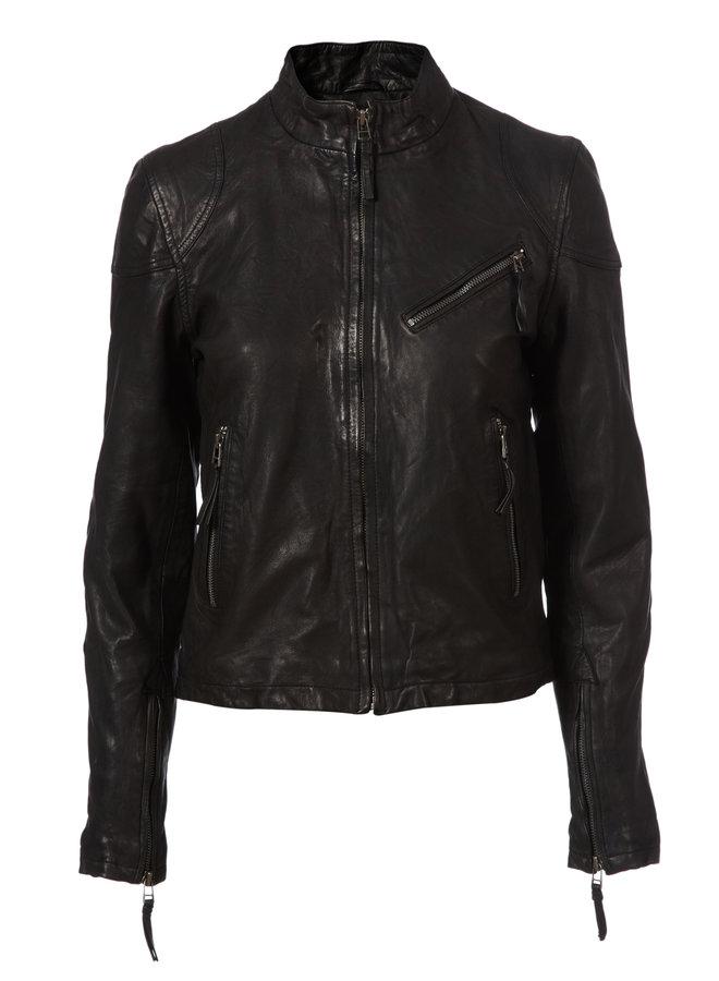 Kassandra Leather Jacket